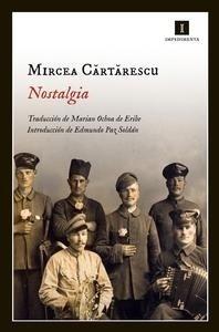 Libro: Nostalgia - Cartarescu, Mircea