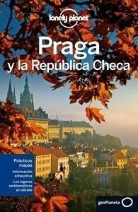 Libro: PRAGA Y República Checa (7ª) 2013   Lonely Planet - Wilson, Neil