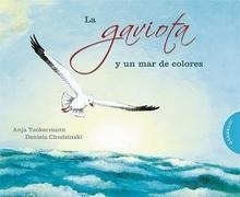 Libro: La gaviota y un mar de colores - Tuckermann, Anja