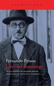 Libro: Libro del desasosiego - Pessoa, Fernando