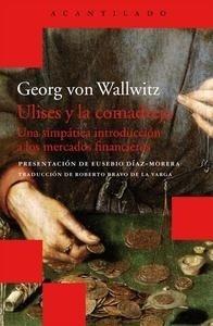 Libro: Ulises y la comadreja 'Una simpática introducción a los mercados financieros' - Von Wallwitz, Georg