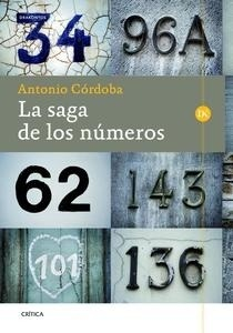 Libro: La saga de los números - Córdoba Barba, Antonio