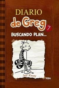 Libro: Diario de Greg 7 'Buscando plan...' - Kinney, Jeff