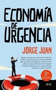 Libro: Economía de urgencia - Jorge Juan