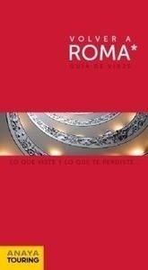 Libro: Roma  Volver a             guia de viaje (2011) - Pozo Checa, Silvia Del