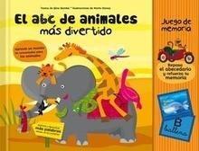 Libro: El ABC de animales más divertido - Samba, Gina