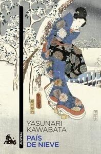 Libro: País de nieve - Kawabata, Yasunari