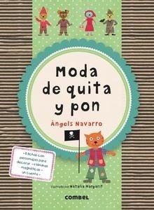 Libro: Moda de quita y pon - Navarro, Angels