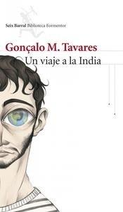 Libro: Un viaje a la India - Tavares, Gonçalo M.