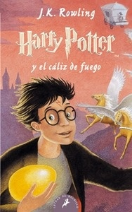 Libro: Harry Potter y el Cáliz de Fuego 4 (tapa blanda, lomo blanco) - Rowling, J.K.