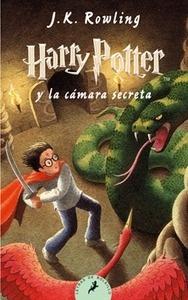 Libro: Harry Potter y la cámara secreta 2 (tapa blanda, lomo blanco) - Rowling, J.K.