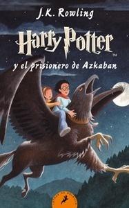 Libro: Harry Potter y el Prisionero de Azkaban 3 (tapa blanda, lomo blanco) - Rowling, J.K.