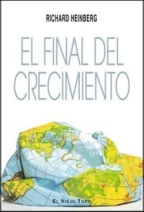 Libro: El final del crecimiento - Heinberg, Richard