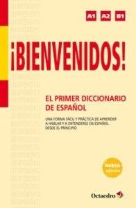 Libro: Bienvenidos! El primer diccionario de español - Lorenzo Martín, Inmaculada