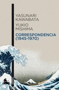 Libro: Correspondencia (1945-1970) - Kawabata, Yasunari