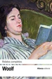 Libro: Relatos completos - Woolf, Virginia