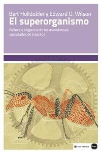 Libro: El superorganismo 'Belleza y elegancia de las asombrosas sociedades de insectos' - Holldobler, B. Y Wilson, E.O.: