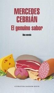 Libro: El genuino sabor - Cebrian, Mercedes