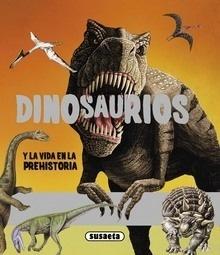 Libro: Dinosaurios en la Prehistoria - Susaeta