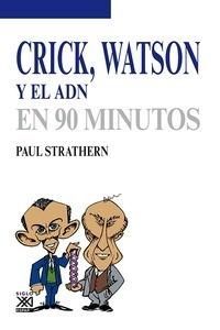 Libro: Crick, Watson y el ADN en 90 minutos - Strathern, Paul