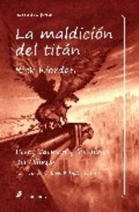 Libro: La maldición del Titán Vol.3 'Percy Jackson y los dioses del Olimpo' - Riordan,  Rick