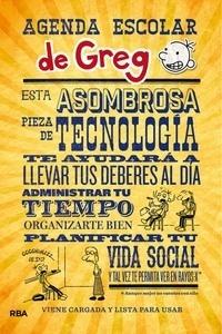 Libro: Agenda escolar de Greg - Kinney, Jeff