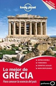 Libro: Lo mejor de Grecia  (2014) - Miller, Korina