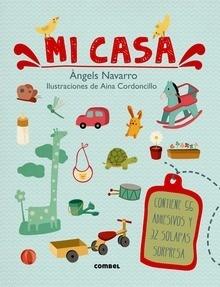 Libro: Mi casa - Navarro, Angels
