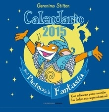Libro: Calendario Geronimo Stilton 2015 - Stilton, Geronimo