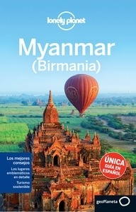 Libro: MYANMAR (3ª) - Paul Harding & Simon Richmond