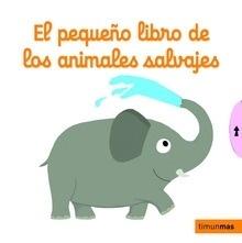 Libro: El pequeño libro de los animales salvajes - Choux, Nathalie