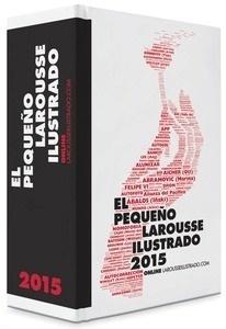 Libro: El Pequeño Larousse Ilustrado 2015 -