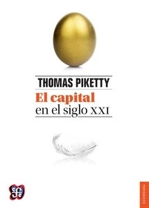 Libro: El capital en el siglo XXI - Piketty, Thomas