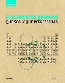 Libro: Guía Breve. 50 elementos químicos 'Qué son y qué representan' - Scerri, Eric