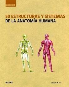 Libro: Guía Breve. 50 estructuras y sistemas de la anatomía humana - Finn, Gabrielle M.