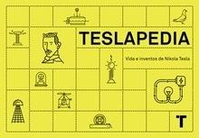 Libro: Teslapedia 'vide e inventos de Nikola Tesla' -