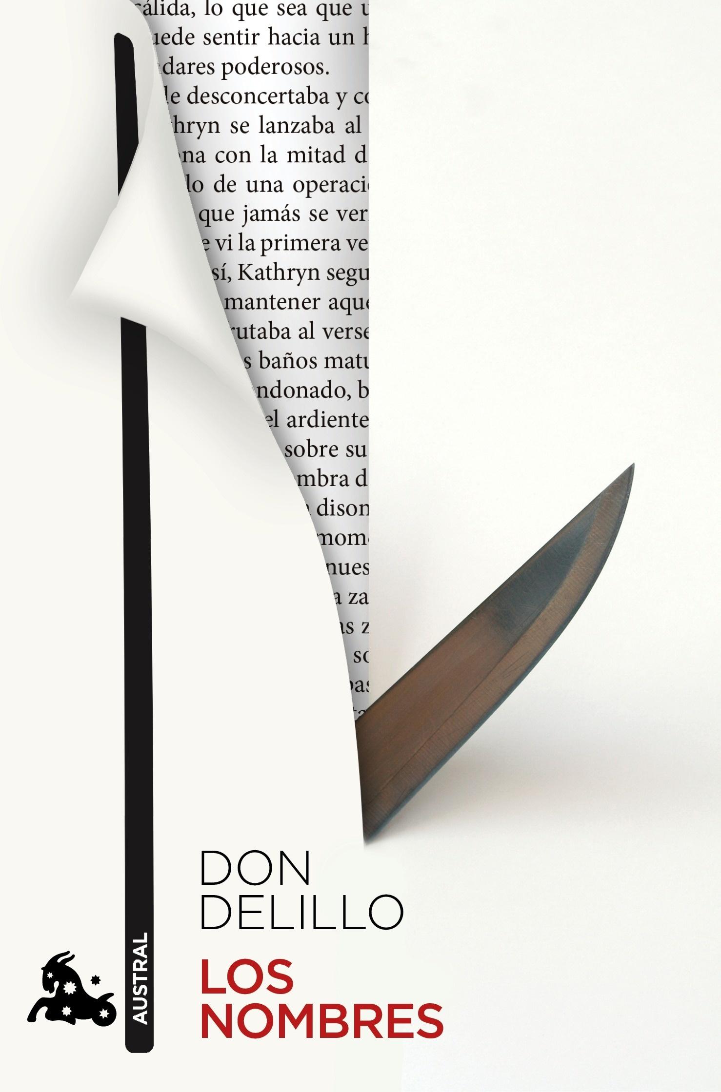 Libro: Los nombres - Delillo, Don