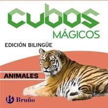 Libro: Cubos mágicos. Animales - Fernández, Bárbara