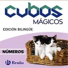 Libro: Cubos mágicos. Números - Fernández, Bárbara