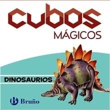 Libro: Cubos mágicos. Dinosaurios - Fernández, Bárbara
