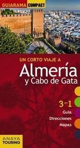 Libro: Guiarama ALMERÍA Y Cabo de Gata (2015) - Arjona Molina, Rafael