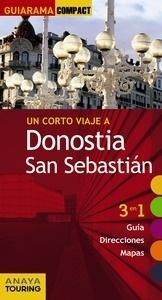Libro: Guiarama DONOSTIA / SAN SEBASTIÁN (2015) - Alonso Ibarrola, Jose Manuel