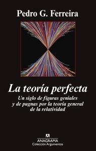Libro: La teor�a perfecta - Ferreira, Pedro