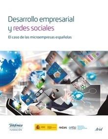 Libro: Desarrollo empresarial y redes sociales 'El caso de las microempresas españolas' -