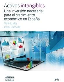 Libro: Activos intangibles 'Una inversión necesaria para el crecimiento económico en España' - .