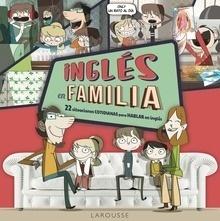 Libro: Inglés en familia - .
