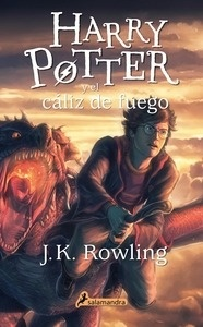 Libro: Harry Potter y el cáliz de fuego Vol.IV - Rowling, J.K.