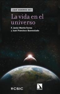 Libro: La vida en el universo - Martín Torres, F. Javier