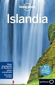 Libro: ISLANDIA  Lonely Planet  (2015) - Averbuck, Alexis