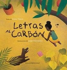 Libro: Letras al carbón - Vasco, Irene